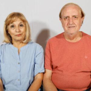 Logotipo de grupo de Mateo, Roberto y Graciela