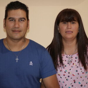 Logotipo de grupo de Martinez, Cristian y Verónica