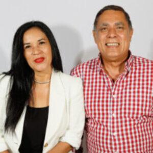 Logotipo de grupo de Dominguez, Rafael y Susy