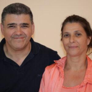 Logotipo de grupo de Gómez, Diego y Susana